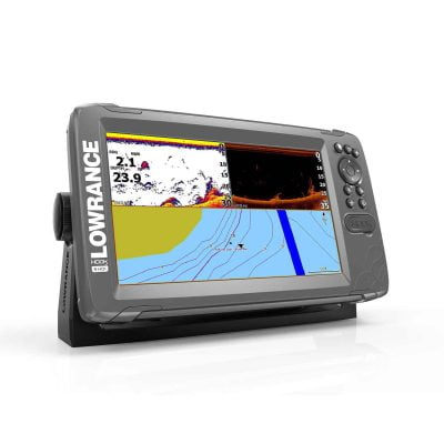 Lowrance HOOK2 9 SplitShot kaikuluotain