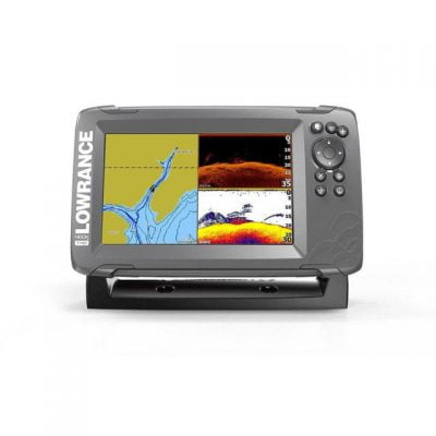 Lowrance HOOK2 7 SplitShot kaikuluotain