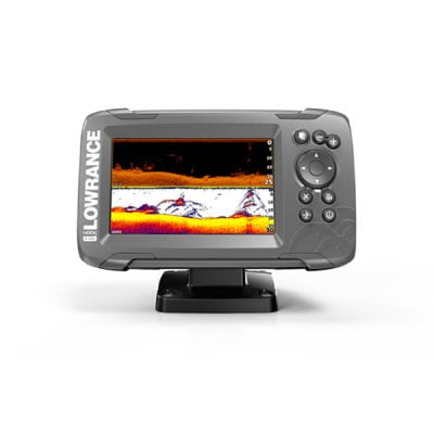 Lowrance HOOK2 5 SplitShot kaikuluotain