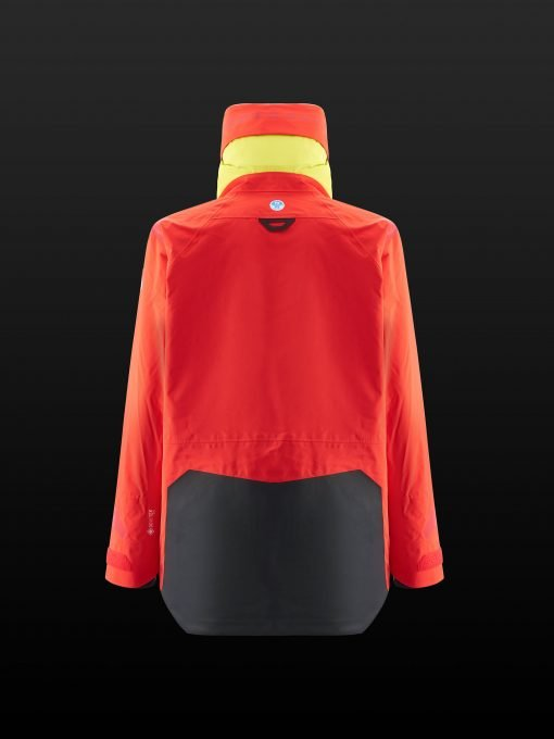 North Sails Offshore jacket Red